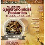 XIV Jornadas Gastronómicas Pastoriles Valle del Jerte