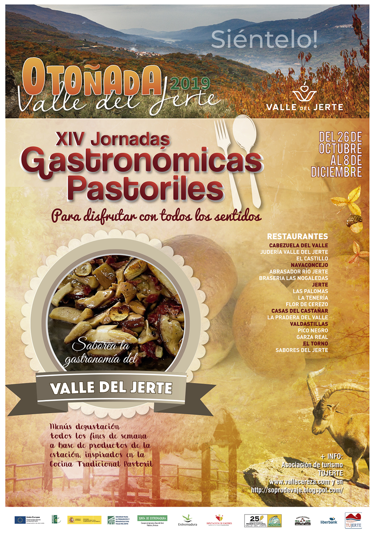 Donde comer Valle del Jerte. Turismo Rural Valle de del Jerte